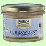 Gourmet Leberwurst nach Hausmacher Art (Ökoland)