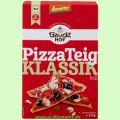 Pizza Teig klassik, hell - Backmischung (Bauckhof)