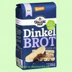 Dinkel-Brot, Vollkorn - Backmischung (Bauckhof)