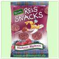 Felix Mini Reis Snacks, Himbeer - Blaubeere (Linea Natura)
