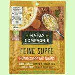 Hühnersuppe, mit Nudeln (Natur Compagnie)