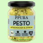 Pesto Artischocken, Petersilie & sizilianische Zitrone (PPURA)