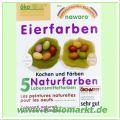Natur-Ostereierfarben, 5 Farben (nawaro)