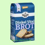 Dinkel Vitalbrot Vollkorn - Brotbackmischung (Bauckhof)