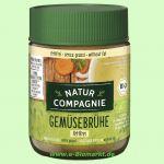 Klare Gemüsebrühe, fettfrei (Natur Compagnie)