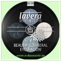 Beautiful Mineral Eyeshadow Quattro - Blue platinum (Lavera)