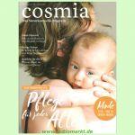 Cosmia - Das Naturkosmetik-Magazin - Juli/August 2019