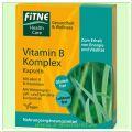 Vitamin B Komplex Kapseln (Fitne)