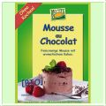 Mousse au Chocolat, ohne Kochen (Bio Vita)