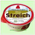 Olive Streich - vegetarischer Brotaufstrich (Zwergenwiese)