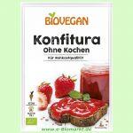 Konfitura Geliermittel ohne Kochen (Biovegan)