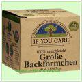 Große Backförmchen (If you care)