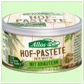 Hof Pastete Kräuter (Allos)