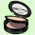 2-in-1 Compact Foundation Ivory 01 (Lavera)