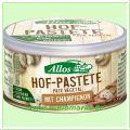 Hof Pastete Champignon (Allos)
