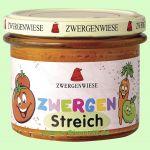 Kräuter-Tomate Streich - vegetarischer Brotaufstrich (Zwergenwiese)