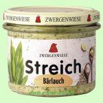 Bärlauch Streich - vegetarischer Brotaufstrich (Zwergenwiese)
