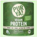 Vegan Protein Hanf Protein (Purya!)