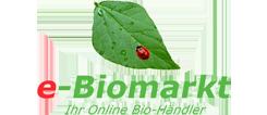 e-Biomarkt, Bio-Shop für vollwertige Naturkost, Biolebensmittel und geprüfte Naturkosmetik. BIO schnell und günstig online kaufen!